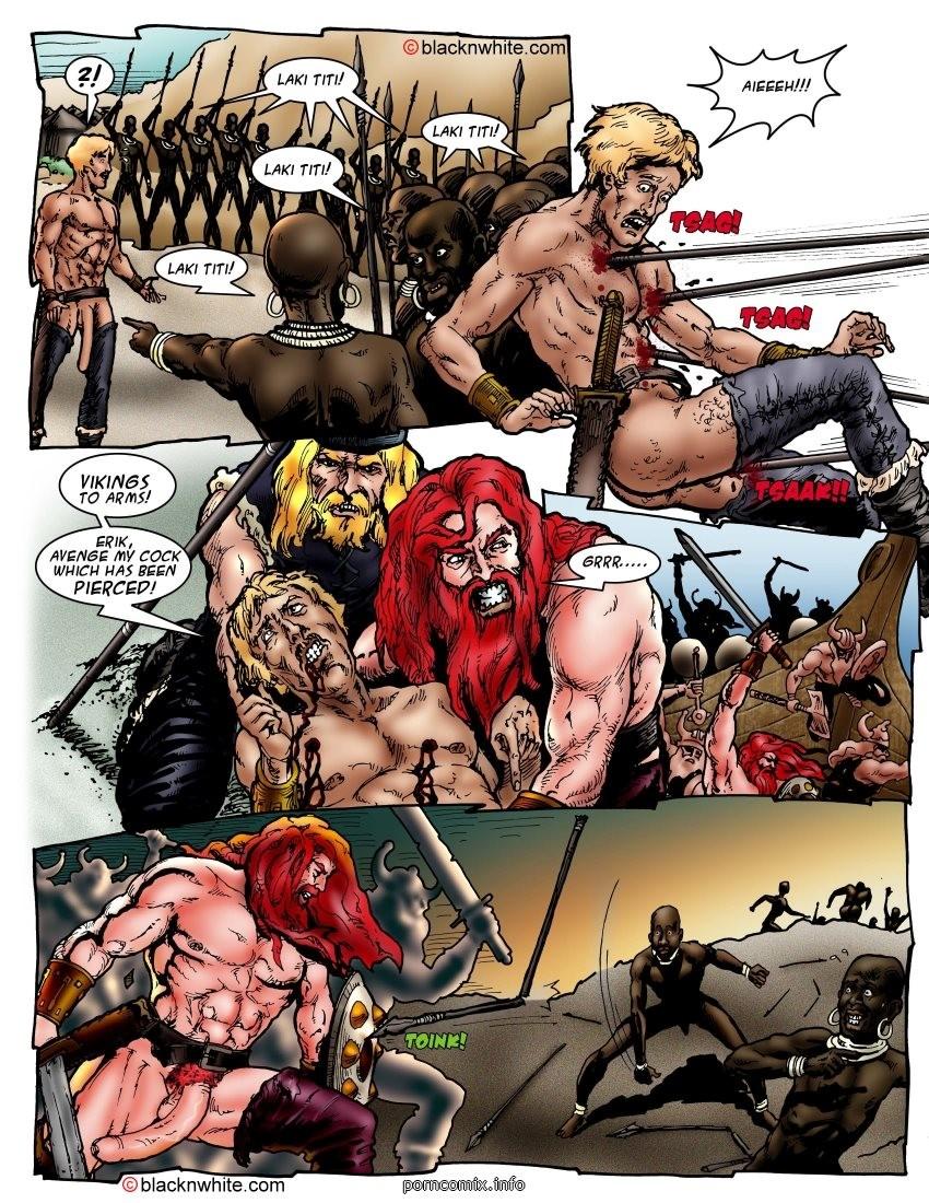 Viking hentai