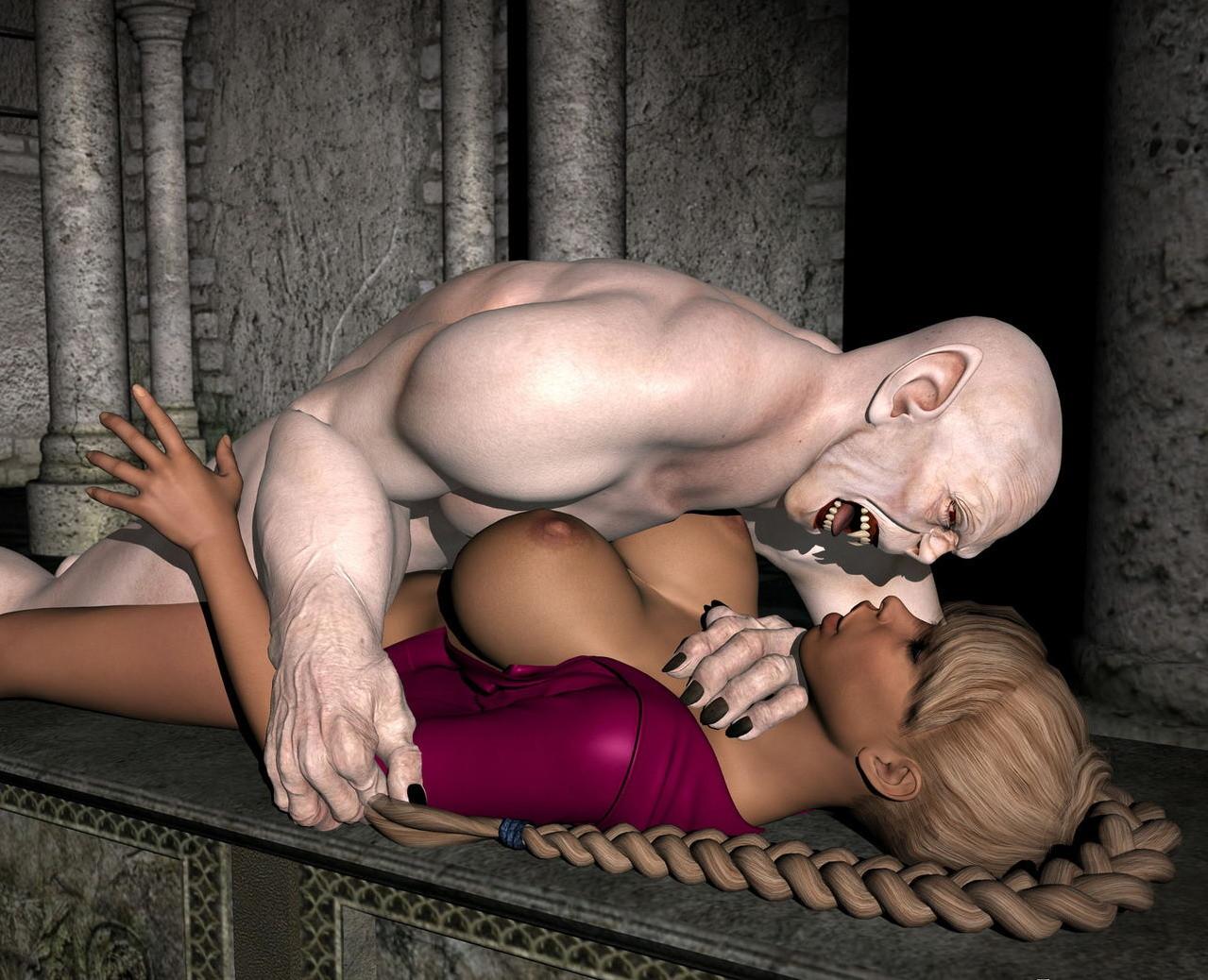 про секс вампир