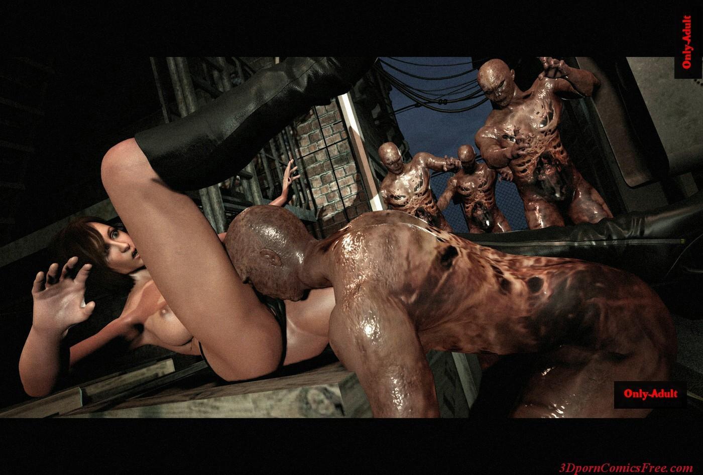 Biohazard Porn