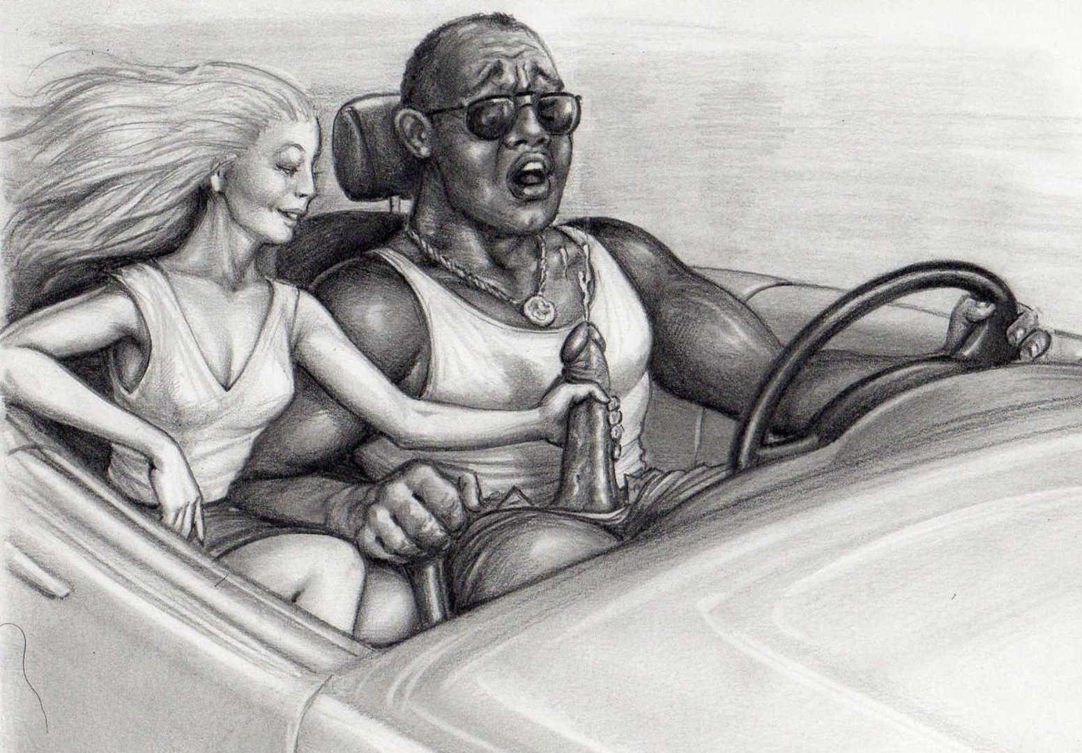 Nicole animated drawings interracial erotic pornografico