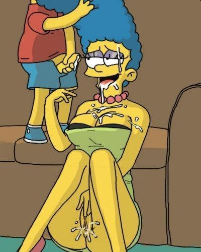 Pussy close marge riding cock asian