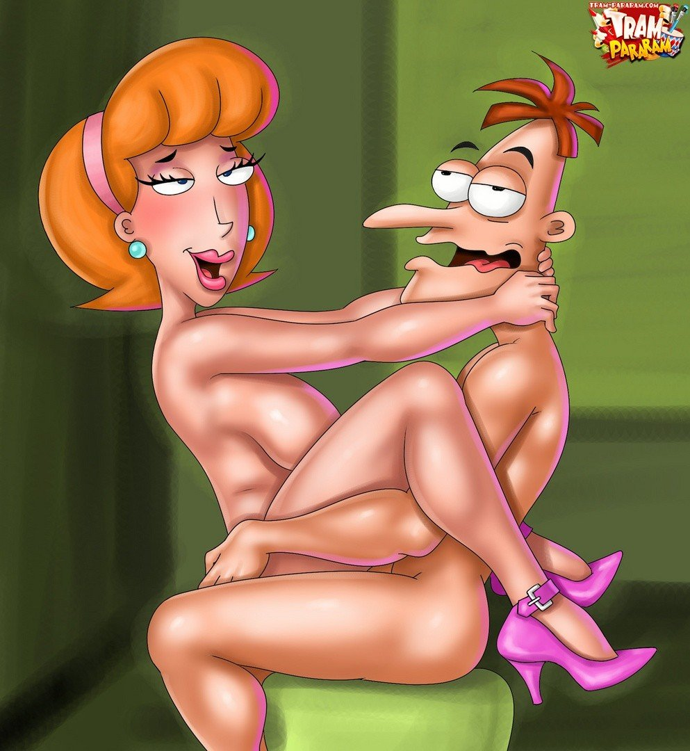 phineas-and-ferb-tram-pararam-porn-pics-briana-lee-pussy-ass-tits