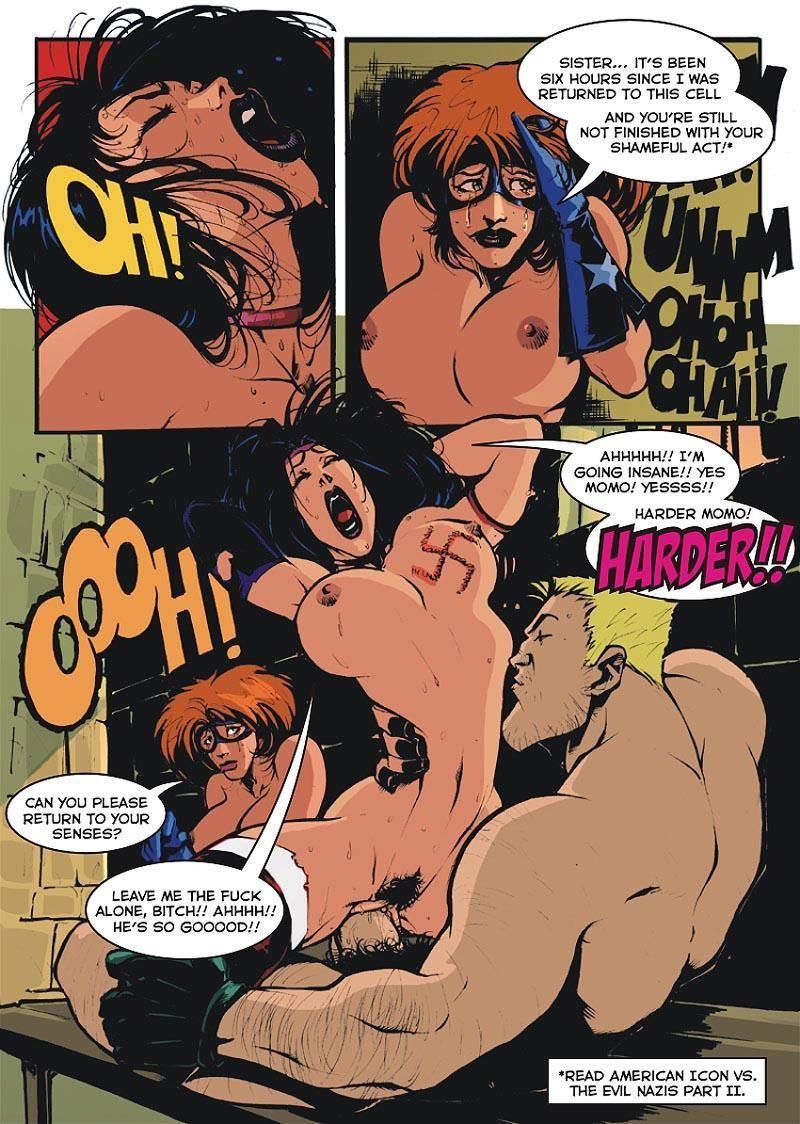 American Porn Comic