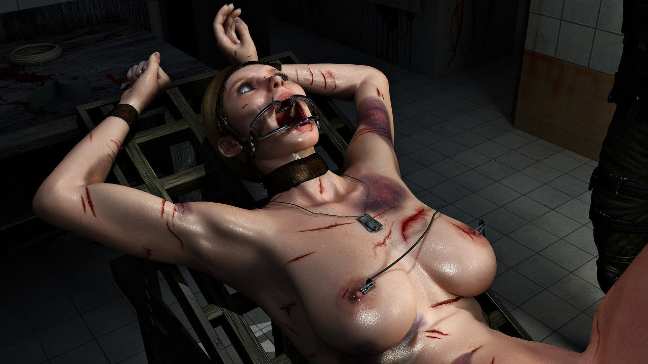 Naked Female Electrical Torture Hentai