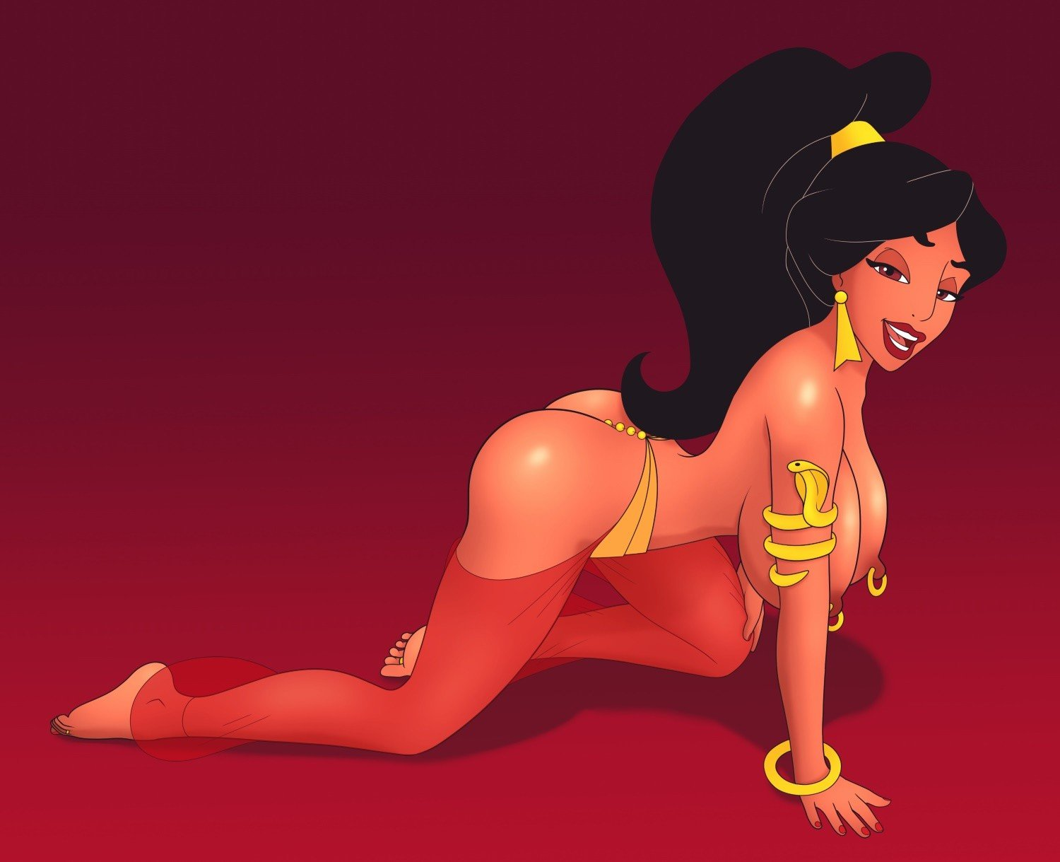princess jasmine rule 34