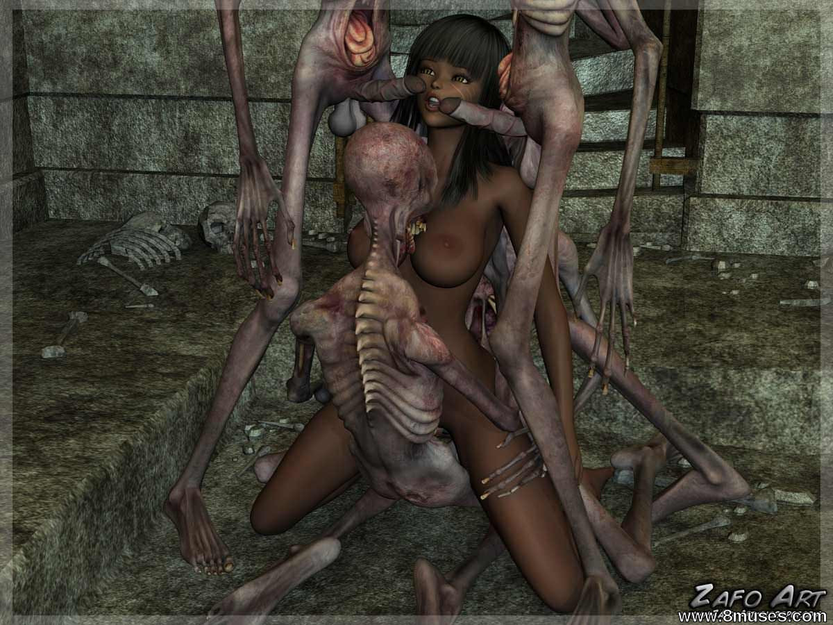 Chichi porn comics