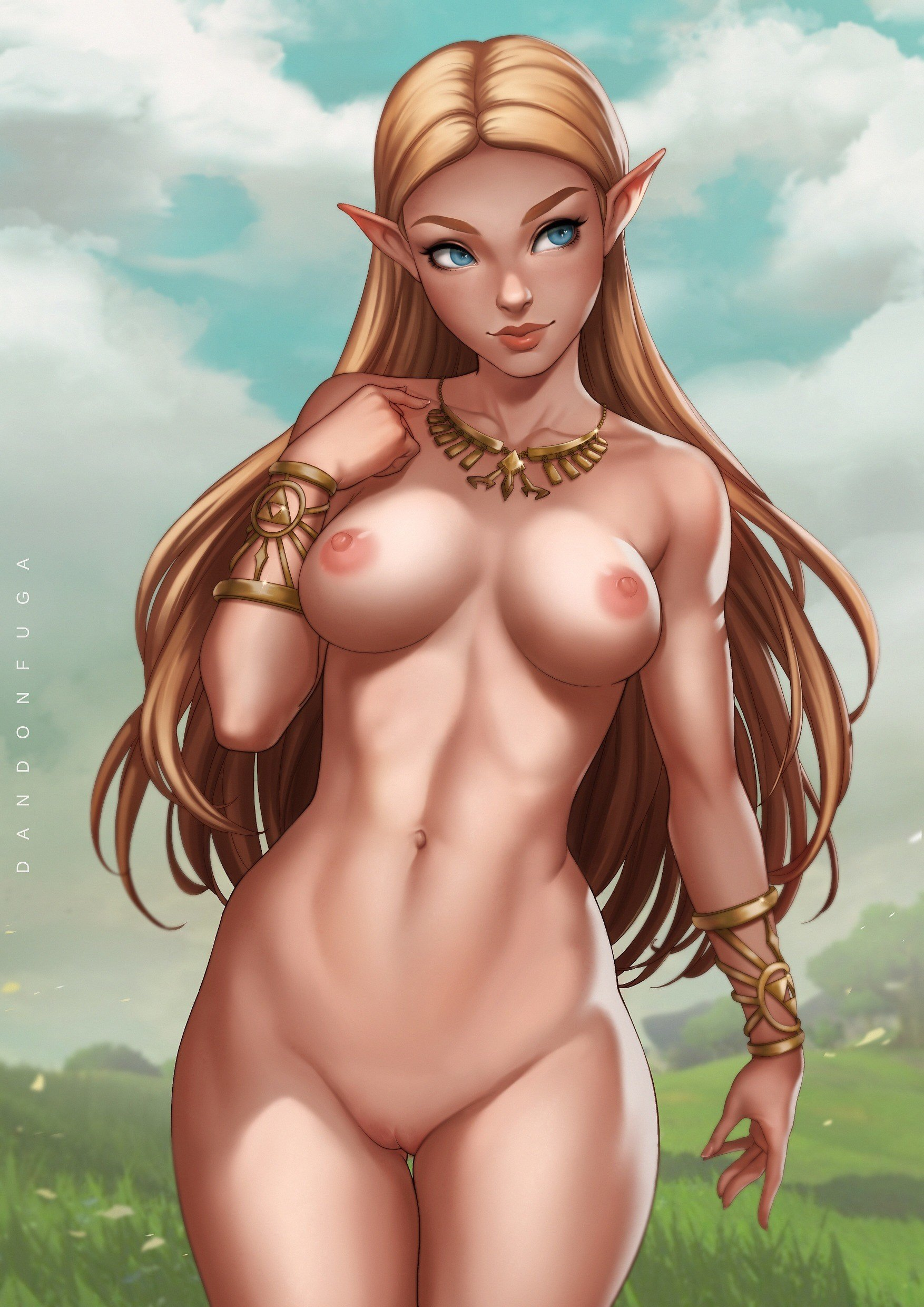 hot nude photos of zelda