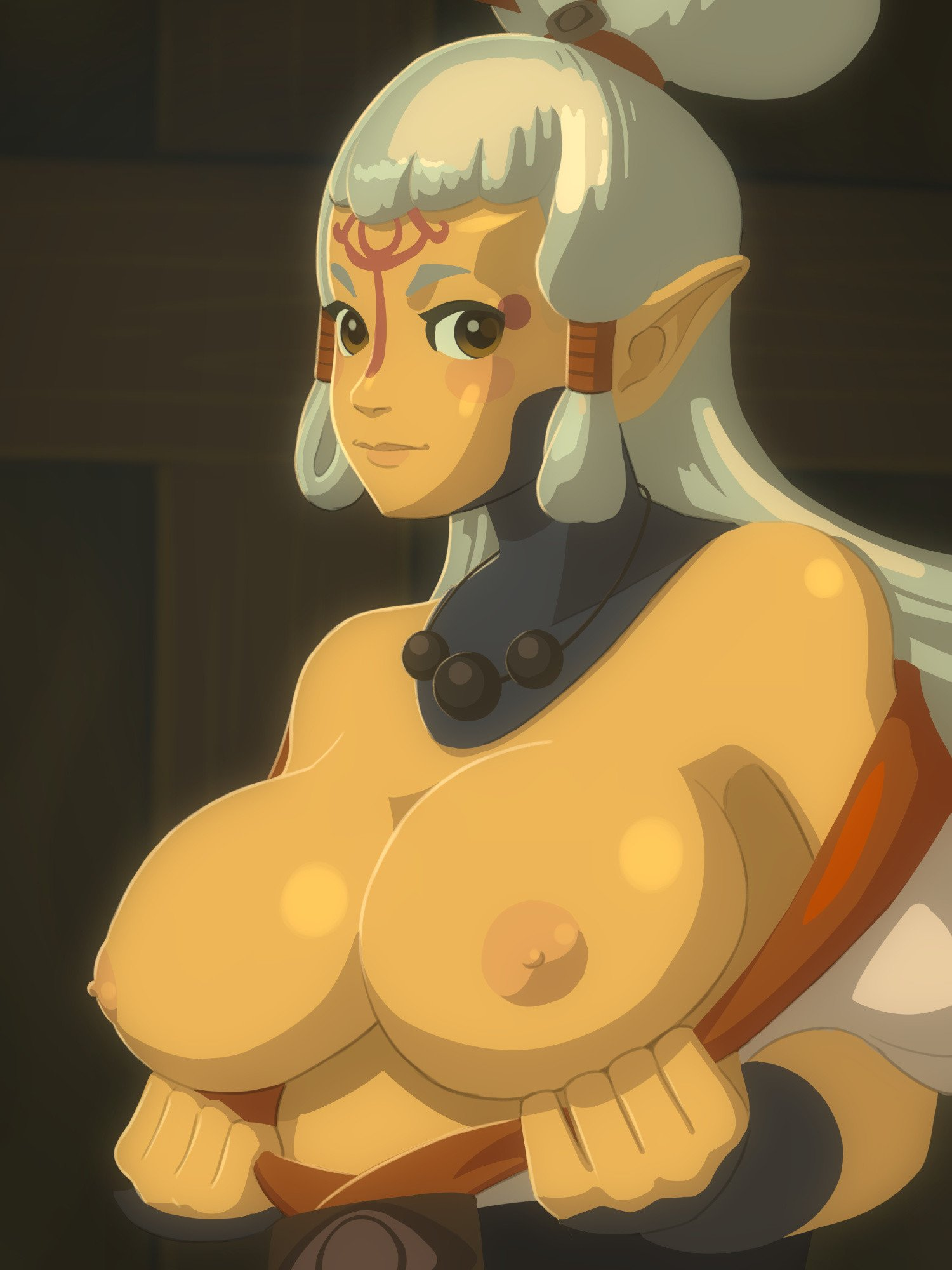 Paya breath of the wild hentai