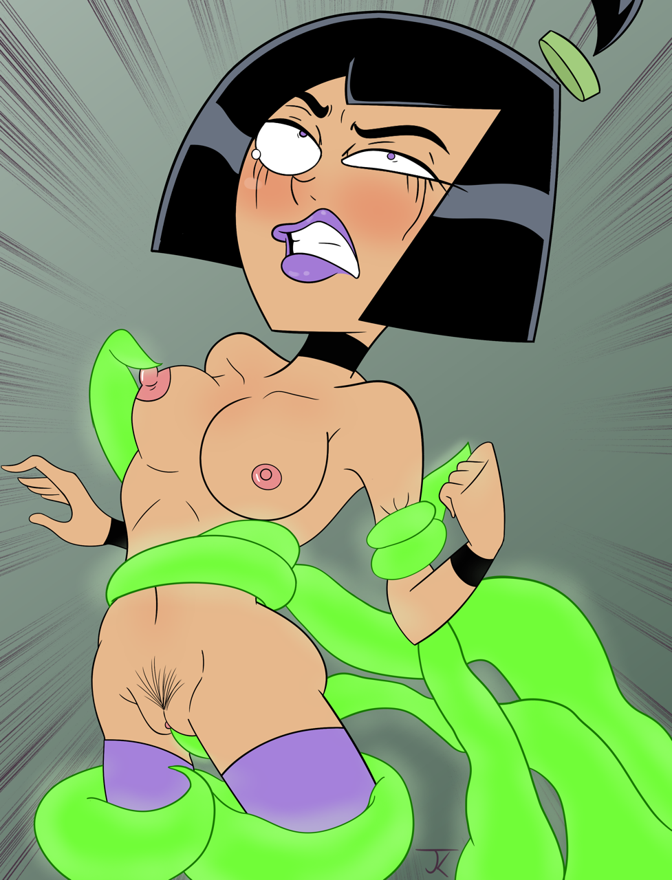 Danny phantom dani porn