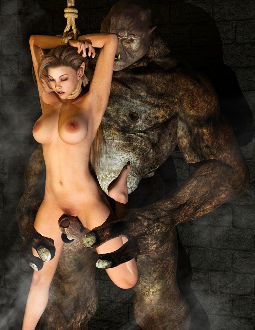 Nude Monster