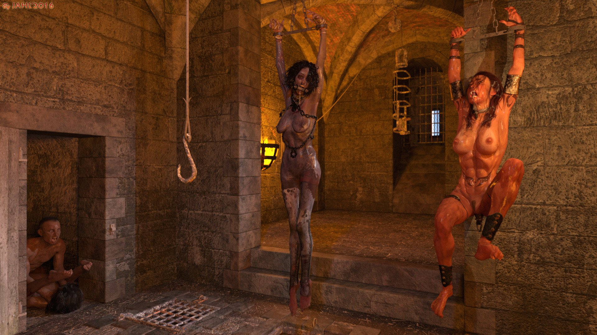 naked-girl-medieval-torture-chamber-women-white