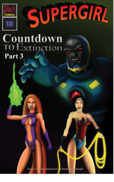 Supergirl Countdown to Extinction Part 3