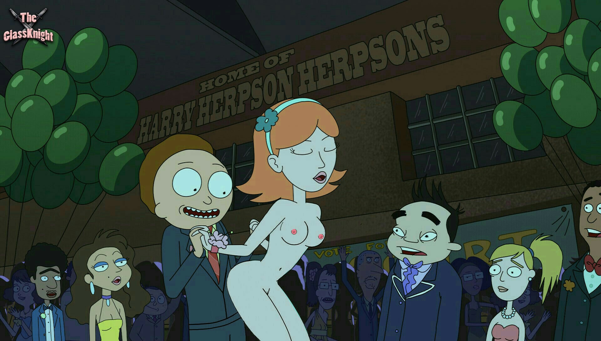 summer from rick and morty porn