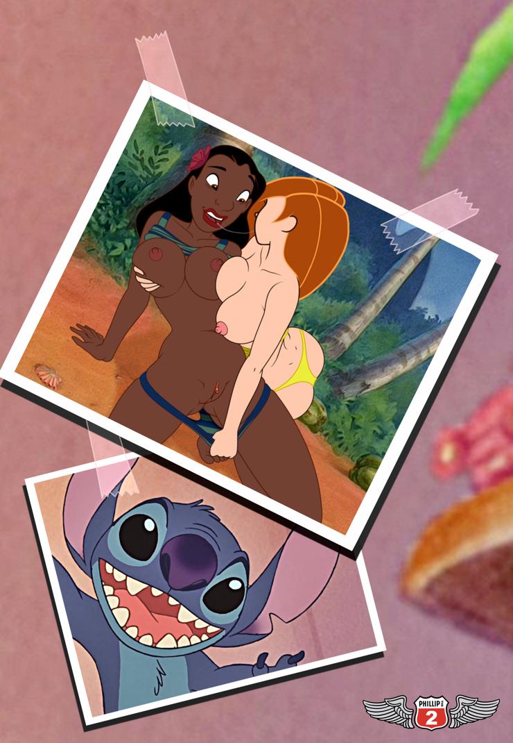 Lilo and stitch lesbian comic sex