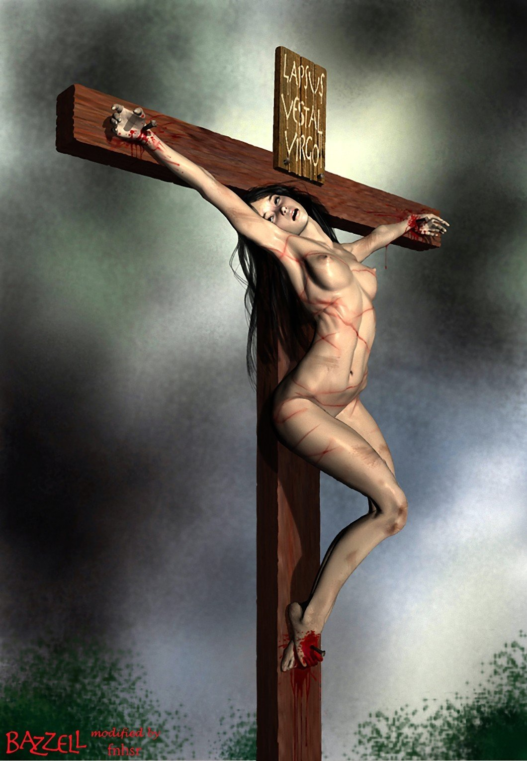 movies-of-naked-women-crucifixion-head-and