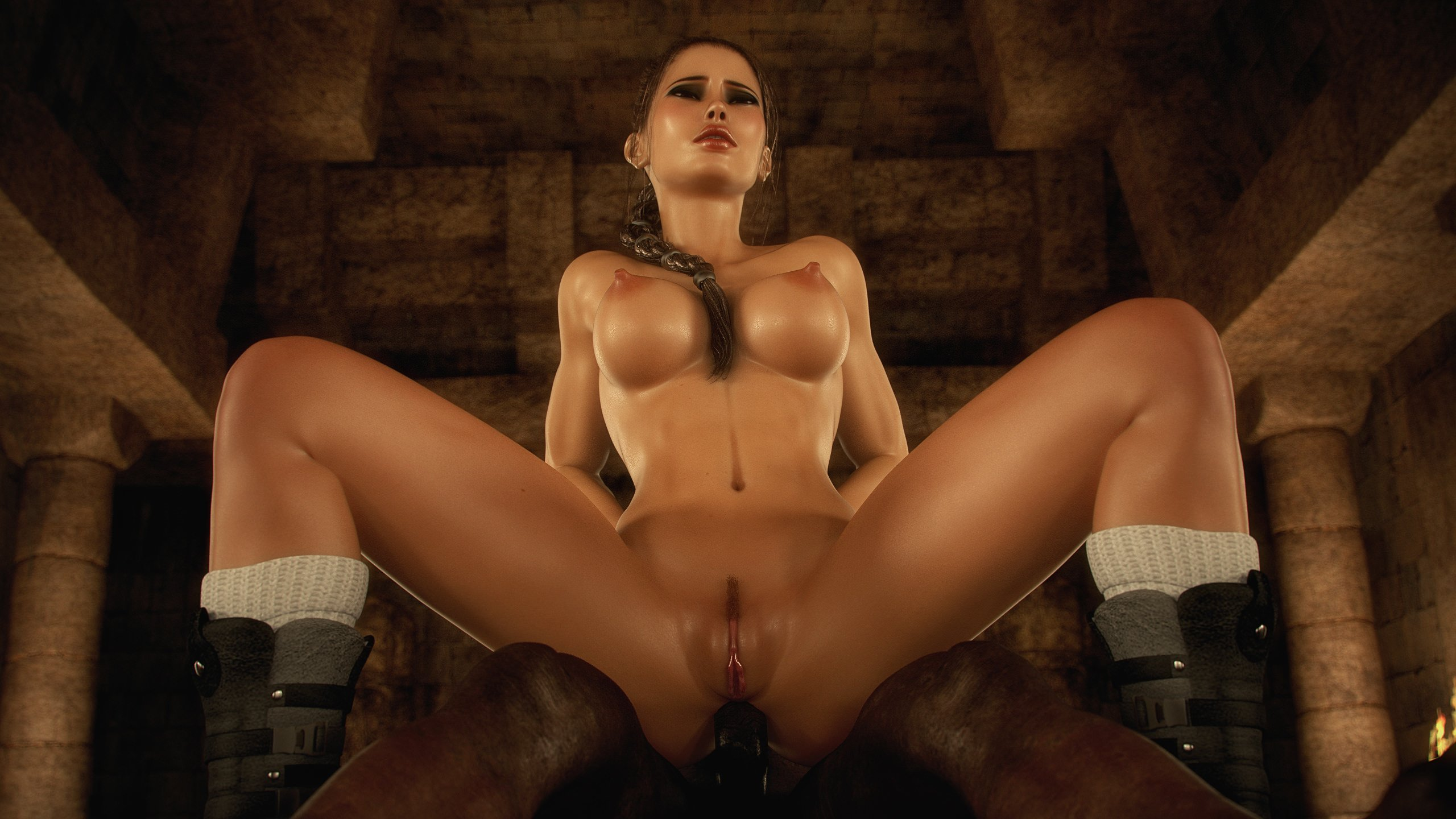 Секс видео лары крофт, русское порно с фруктами