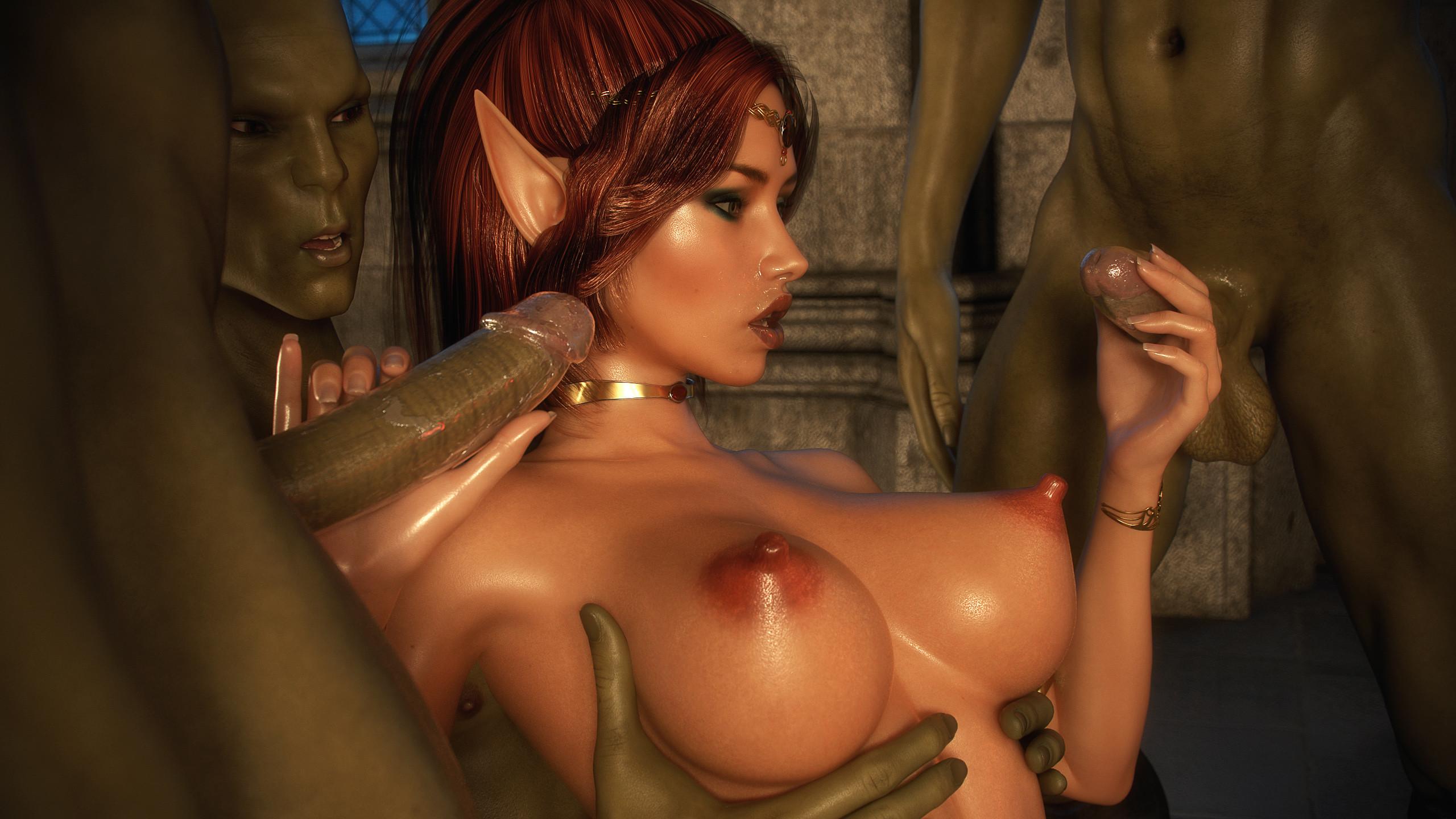 Elf free porn pics
