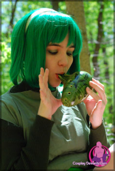 Saria Cosplay (chasity6noel – Cosplay Deviants)