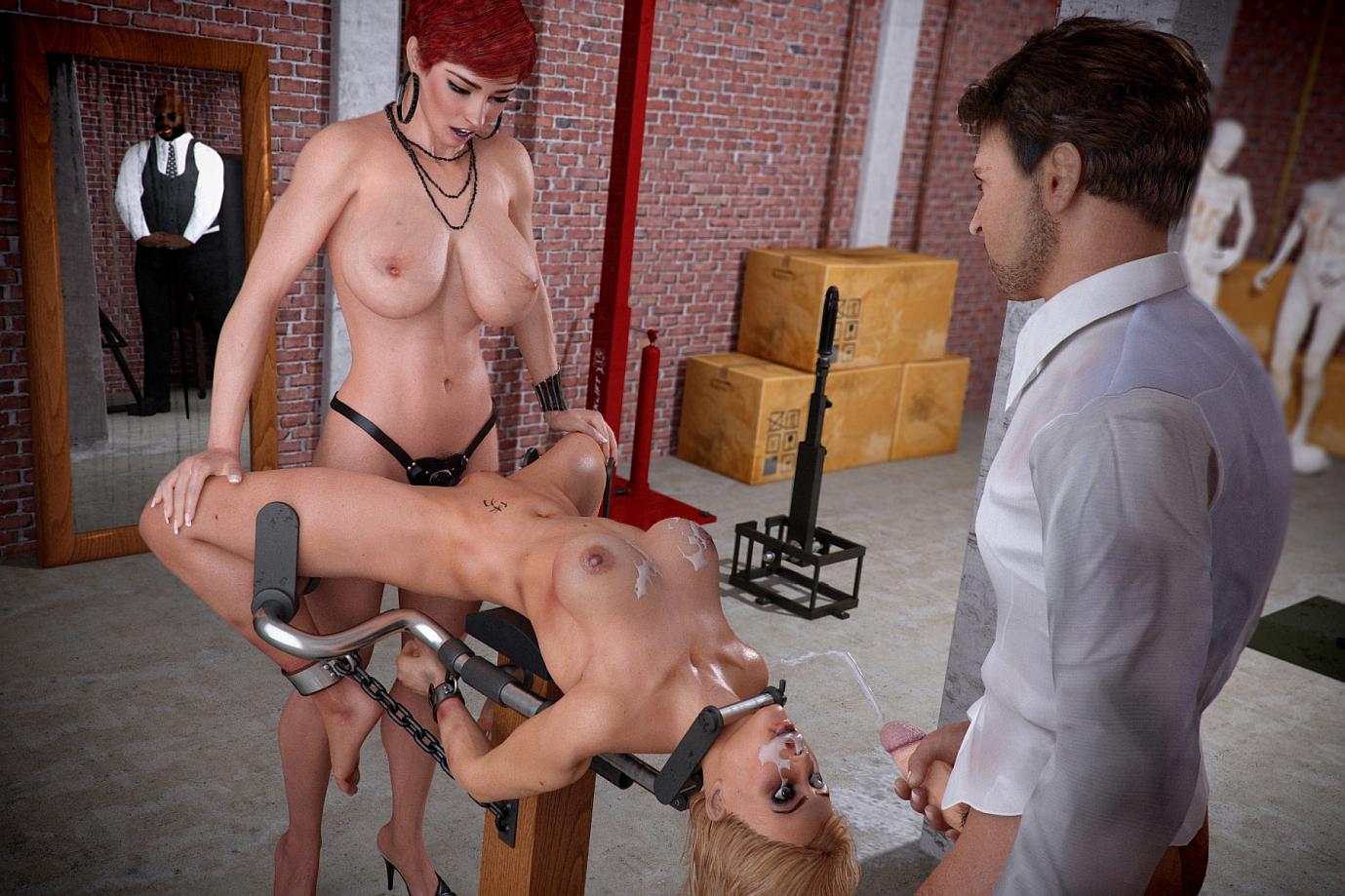 Секс Игра Допрос