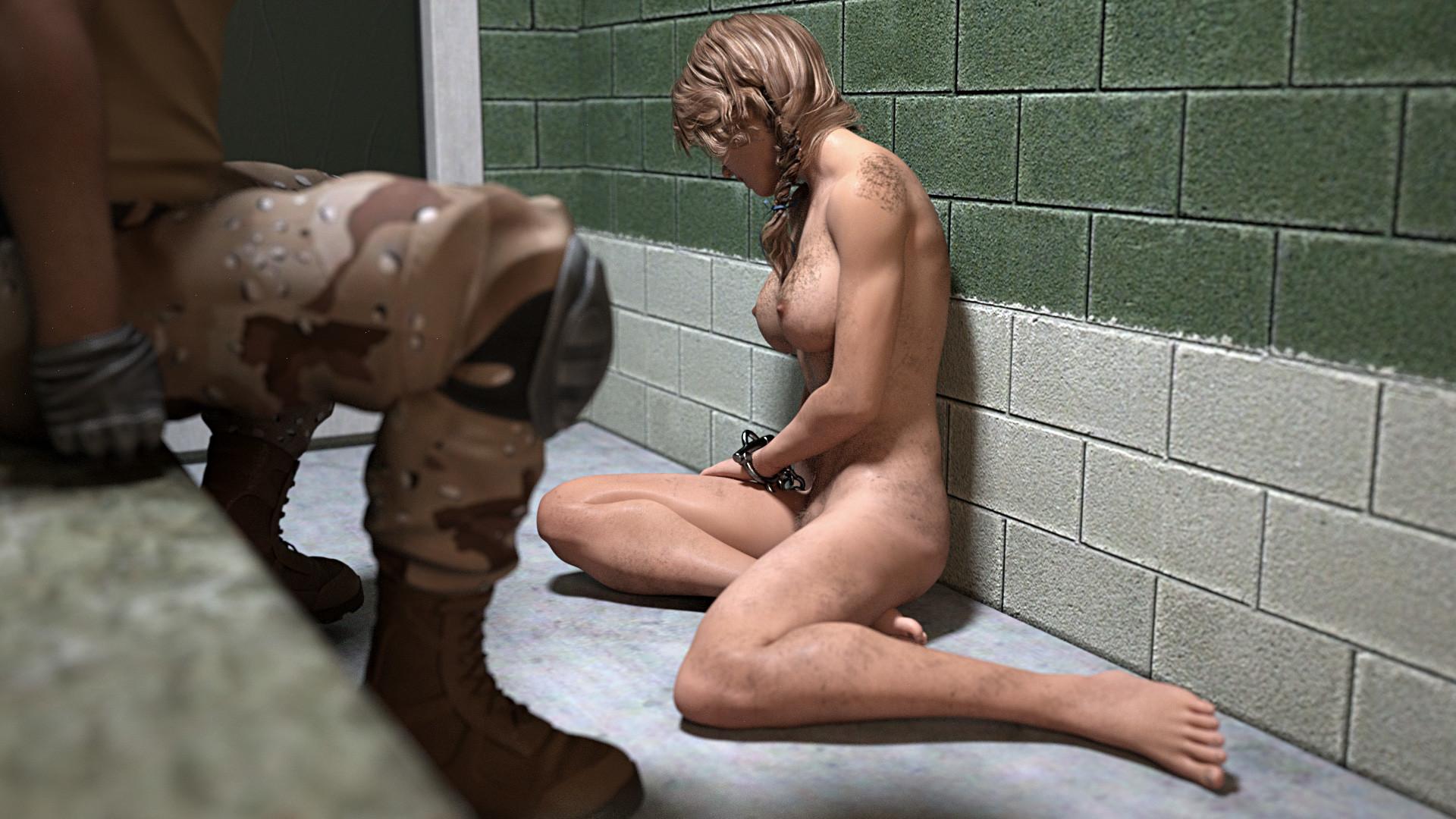 Female Prison Torture Porn