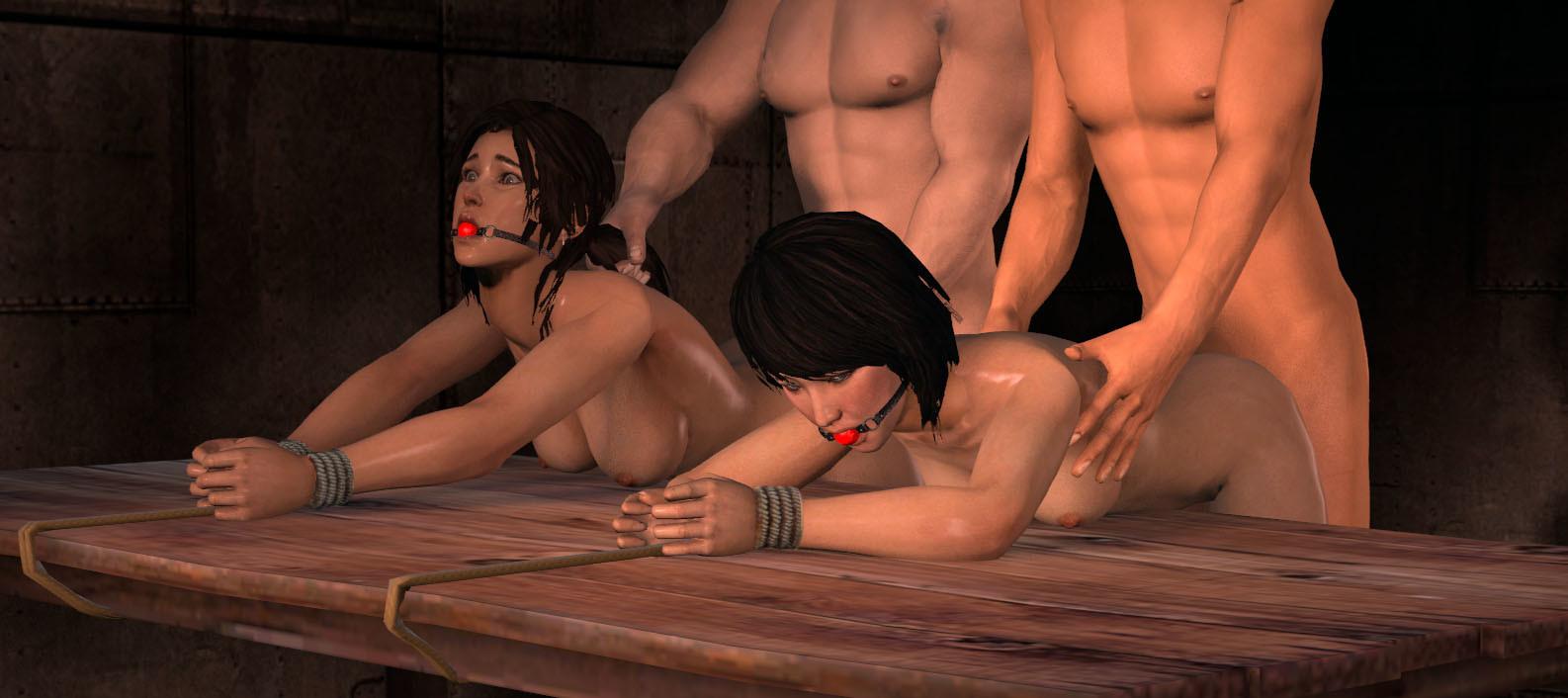 Tomb raider porn games