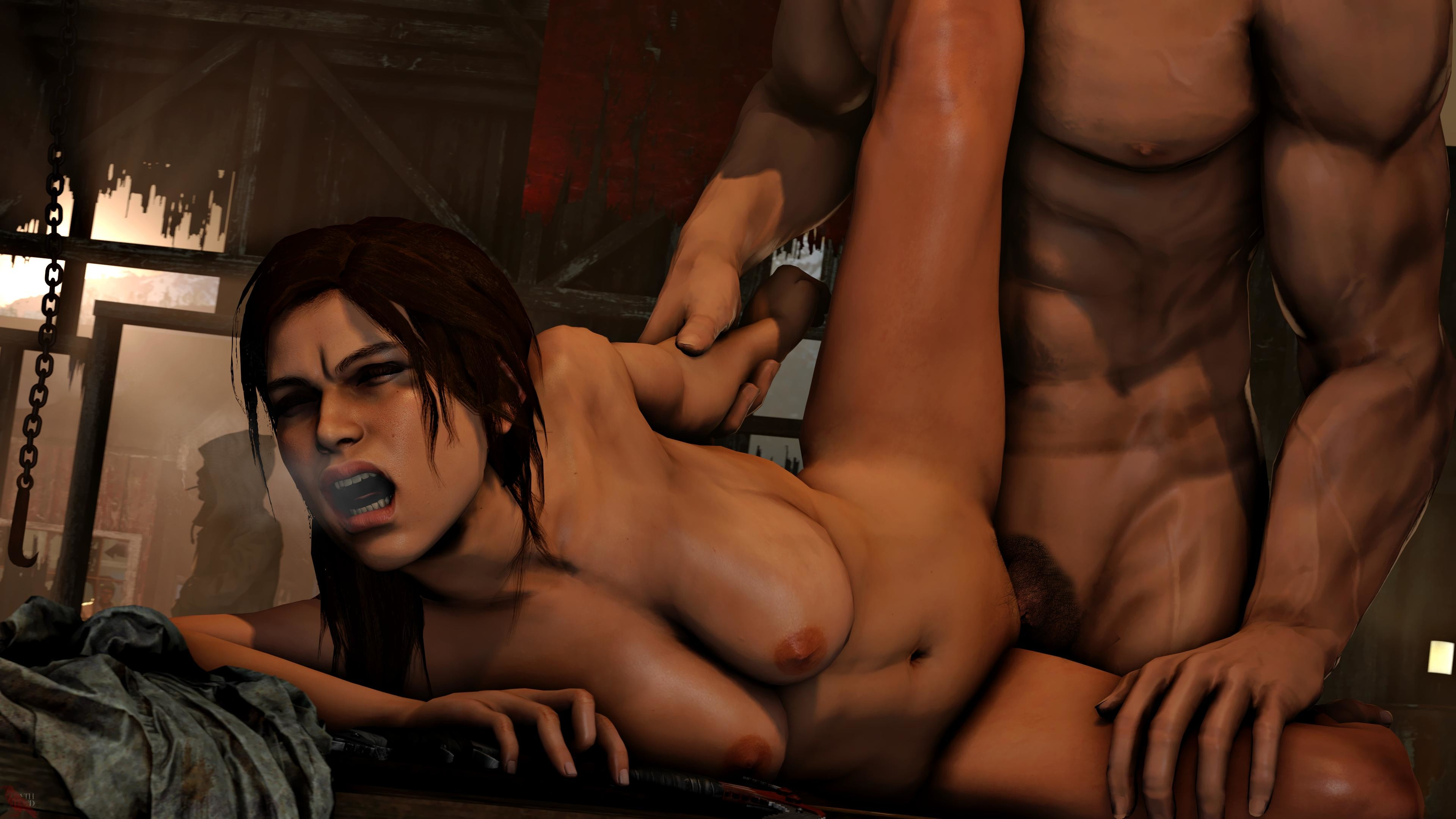 Free Download Tomb Raider Anniversary Nude Sexy Porn Pics Lara Croft Porn Porn Star