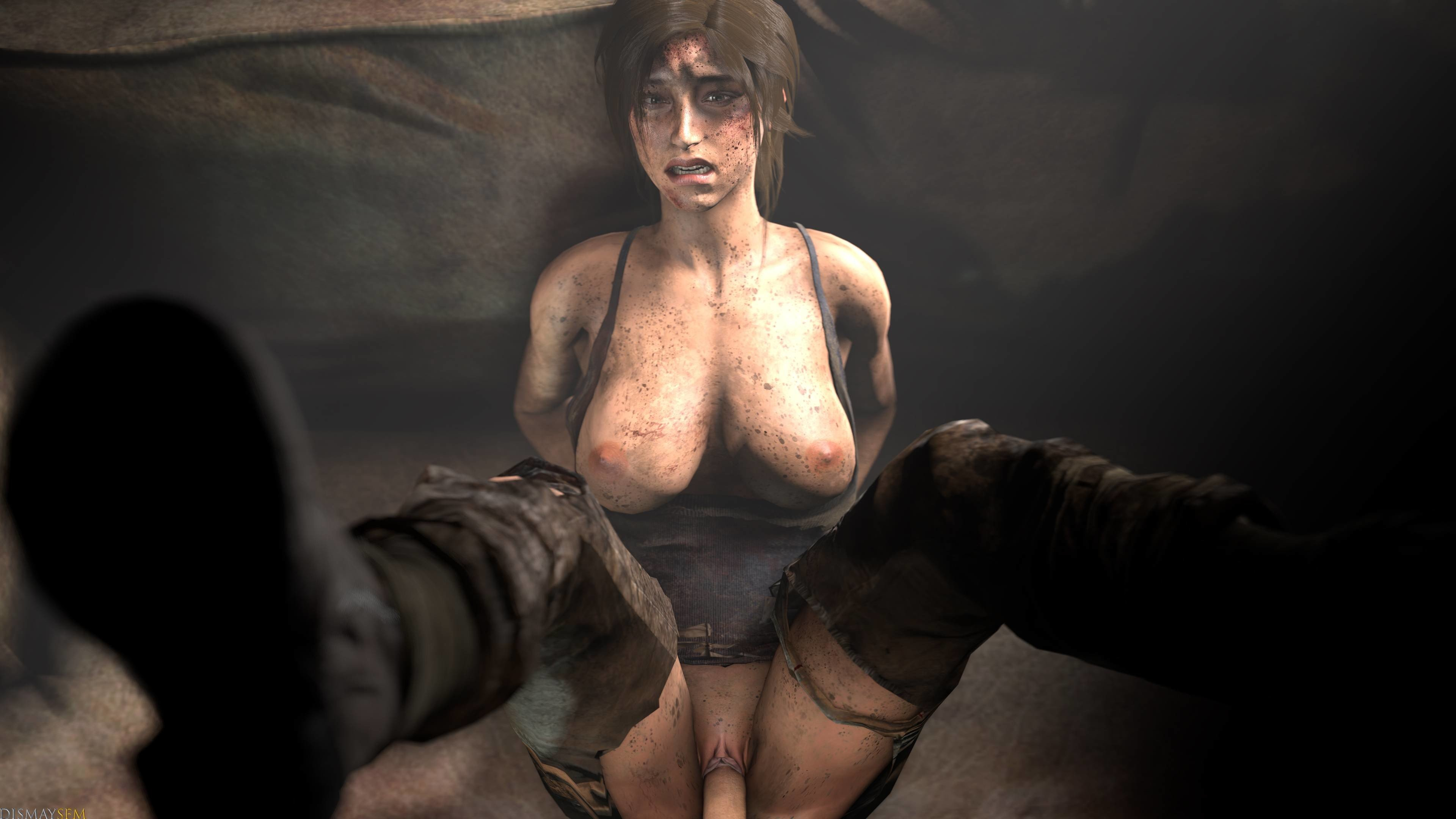 Lara croft sex naked — photo 9