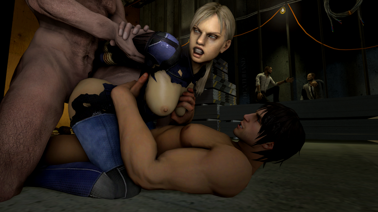 Watch mr x fuck claired redfield by fugtrup