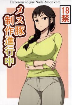 (COMIC1☆9) [Mattari House (Aitsu)] Mesu Buta Seisaku Shinkouchuu | Мисо суп (SHIROBAKO) [Russian] [Drakkan]