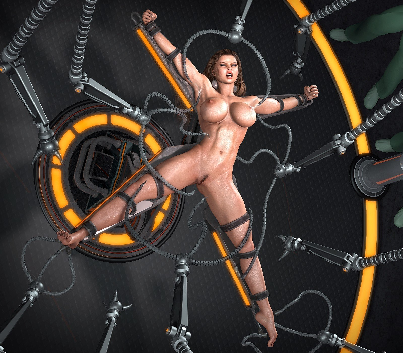 Has sex bondage spy girl anal domination