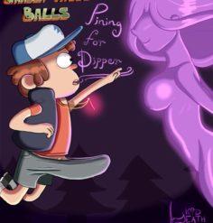 Gravity Falls Comic