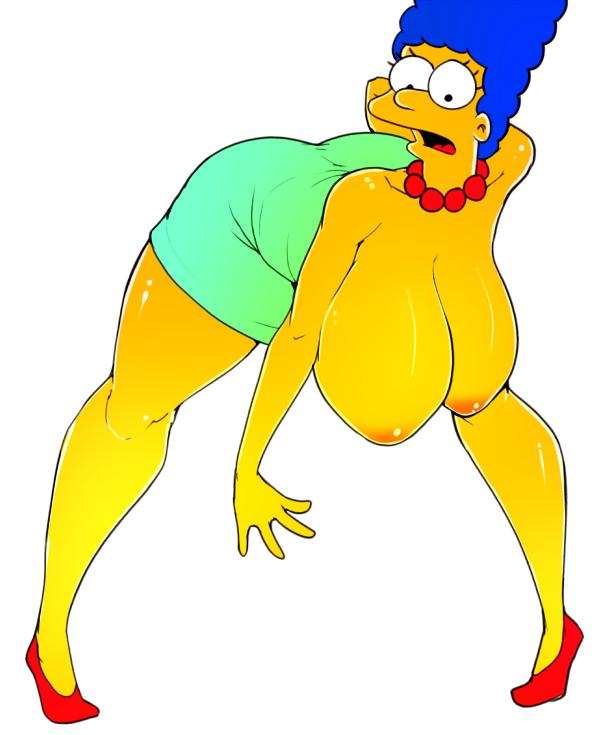 big-booty-marge-simpson-naked