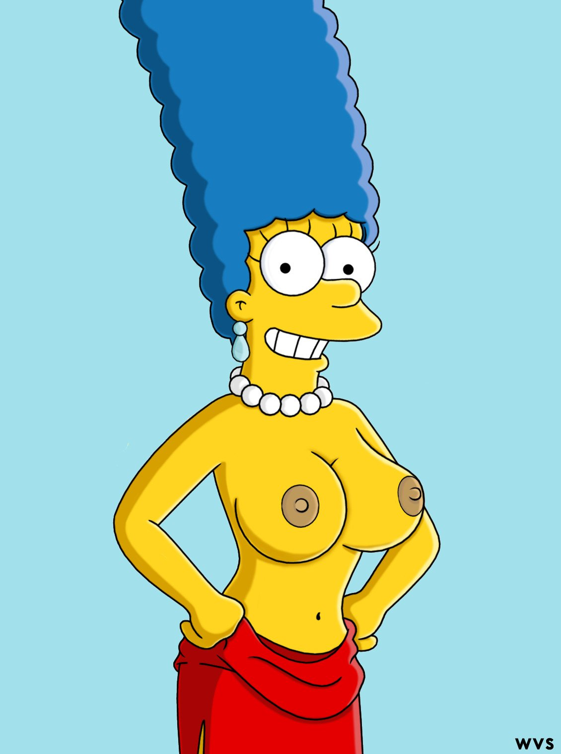 The simpsons naked and nude — img 5