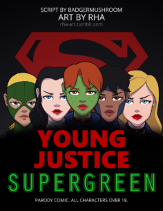 Dc Comic – Young Justice SuperGreen