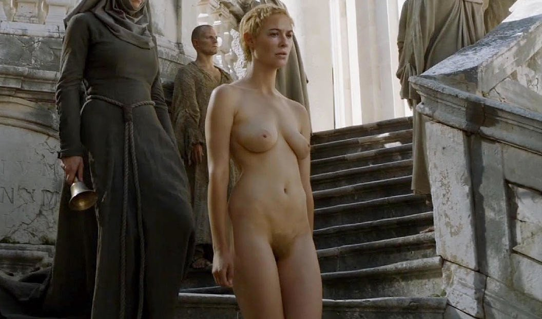 Game Of Thrones Lena Headey Nude Body Double Was Rebecca Van Cleave