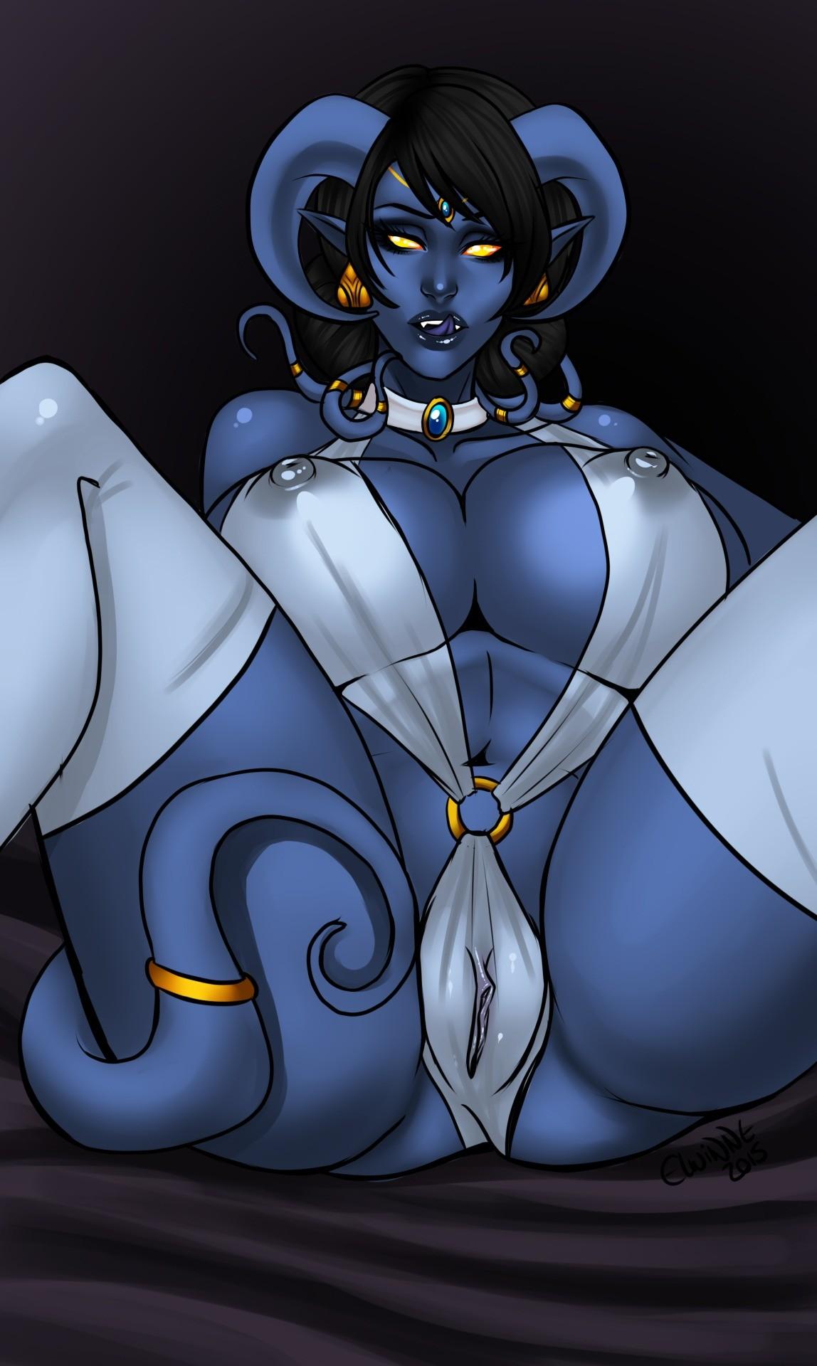 World Of Warcraft Female Draenei Hentai