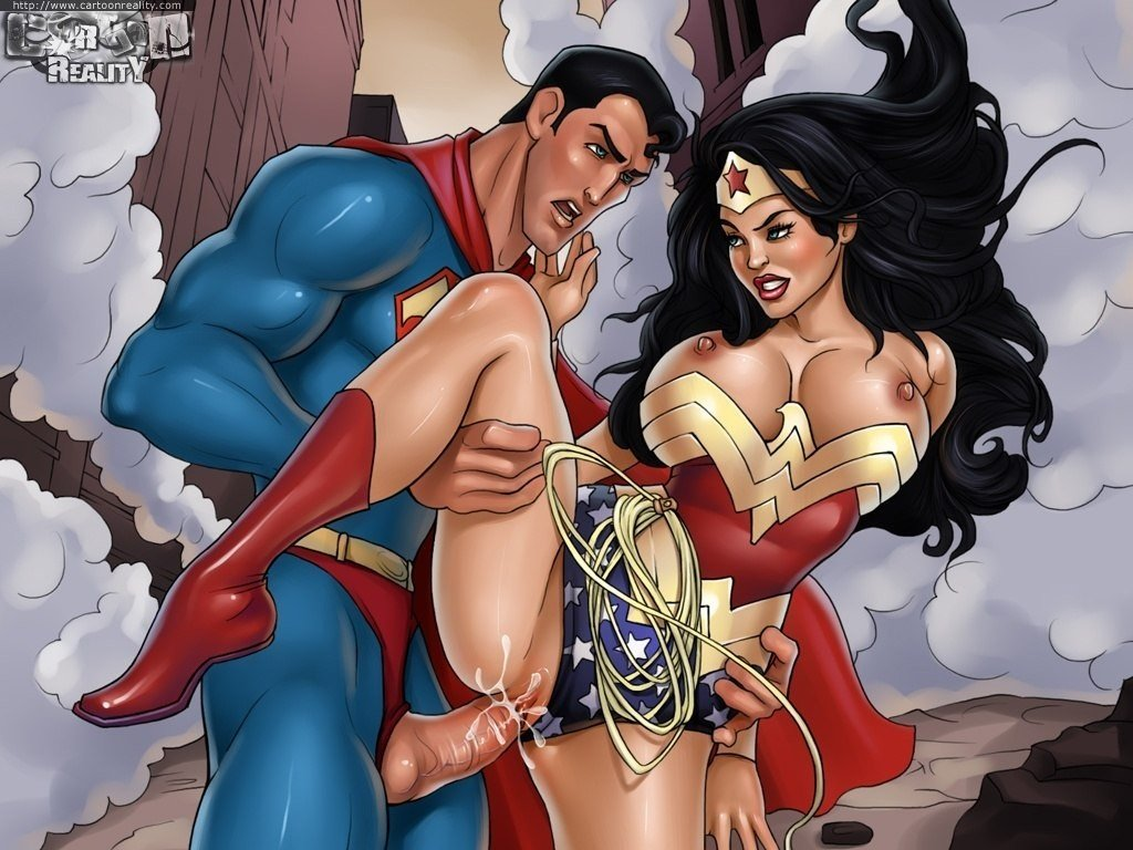 Wonder Woman Vs Supergirl