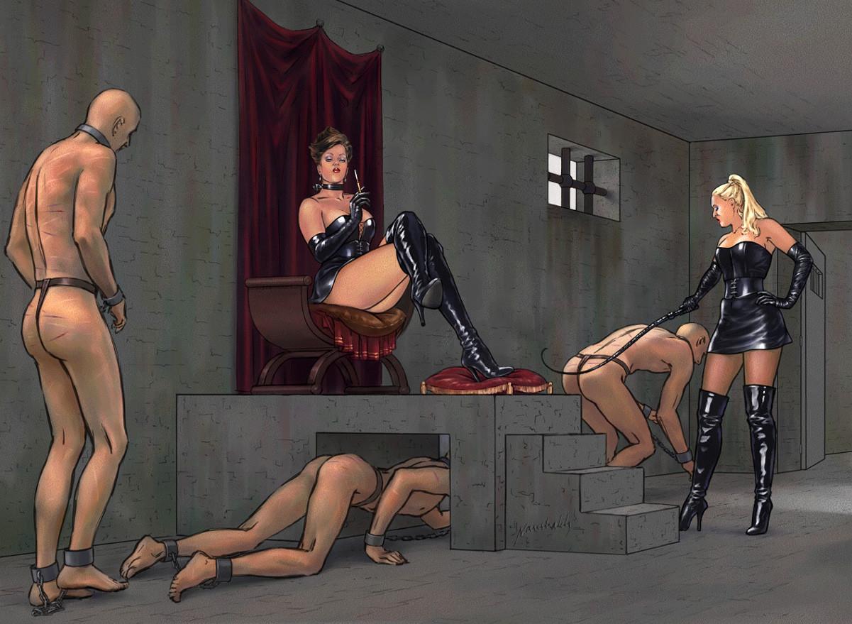 The mega list of erotic humiliation ideas