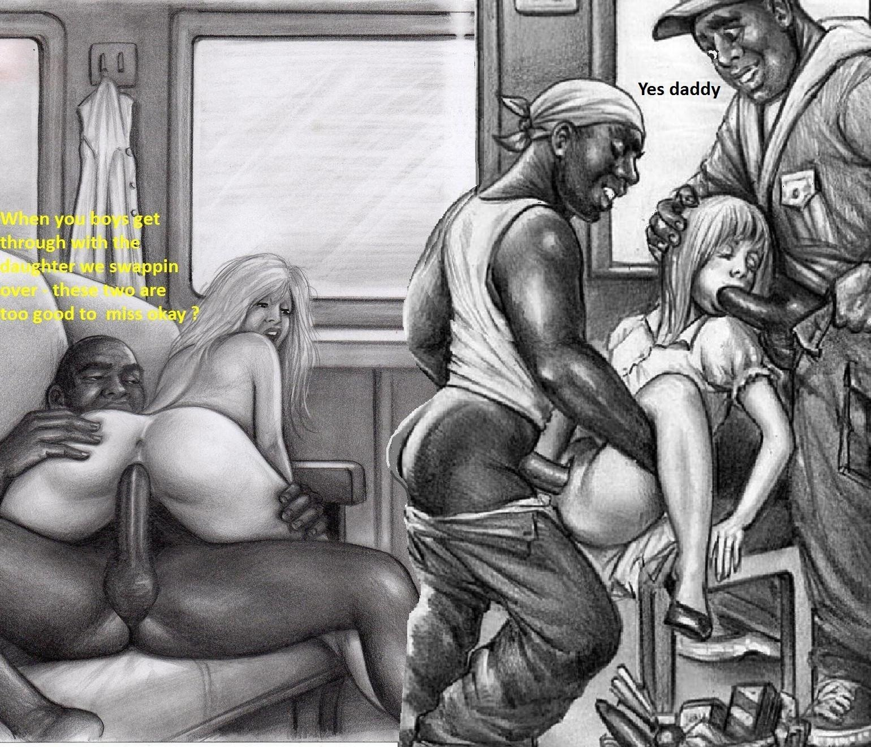 White slave for ebonys