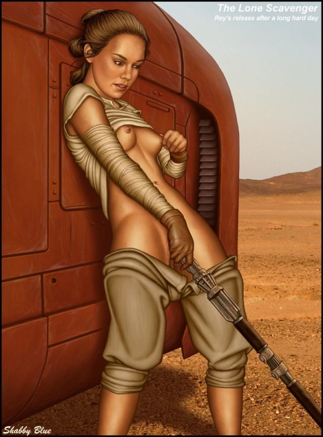Star Wars Rey Sex