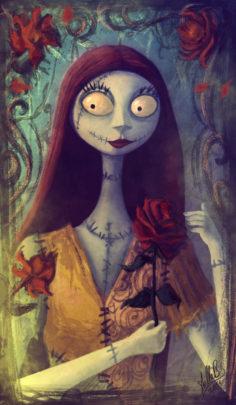 Sally (Nightmare Before Christmas)
