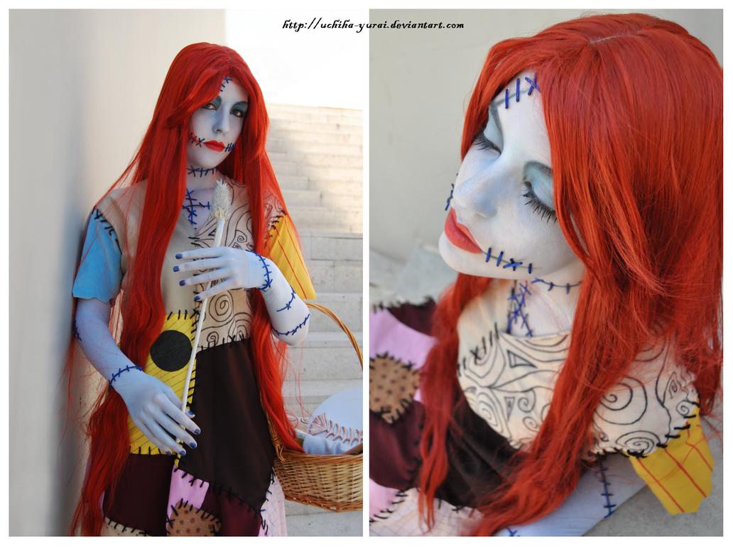 Sally cosplay (Nightmare Before Christmas)