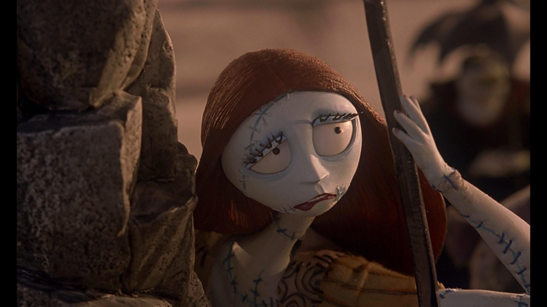 Sally doll (Nightmare Before Christmas)