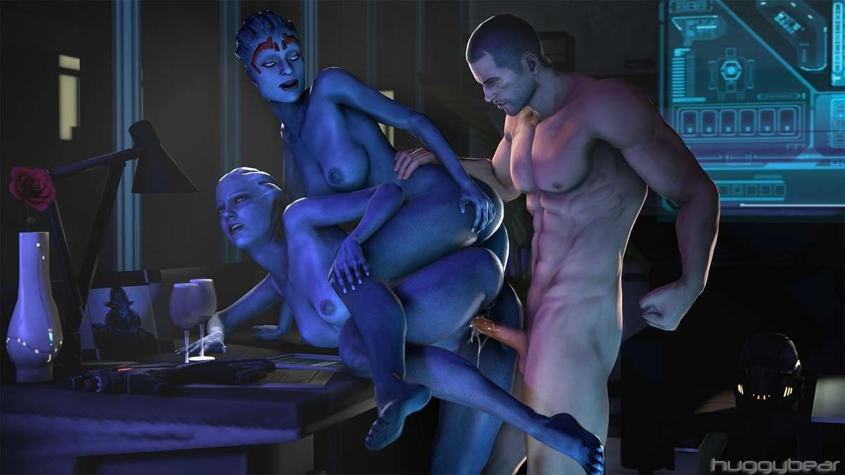 Смотреть порно масс эффект видео, грудастая красотка минди мейн