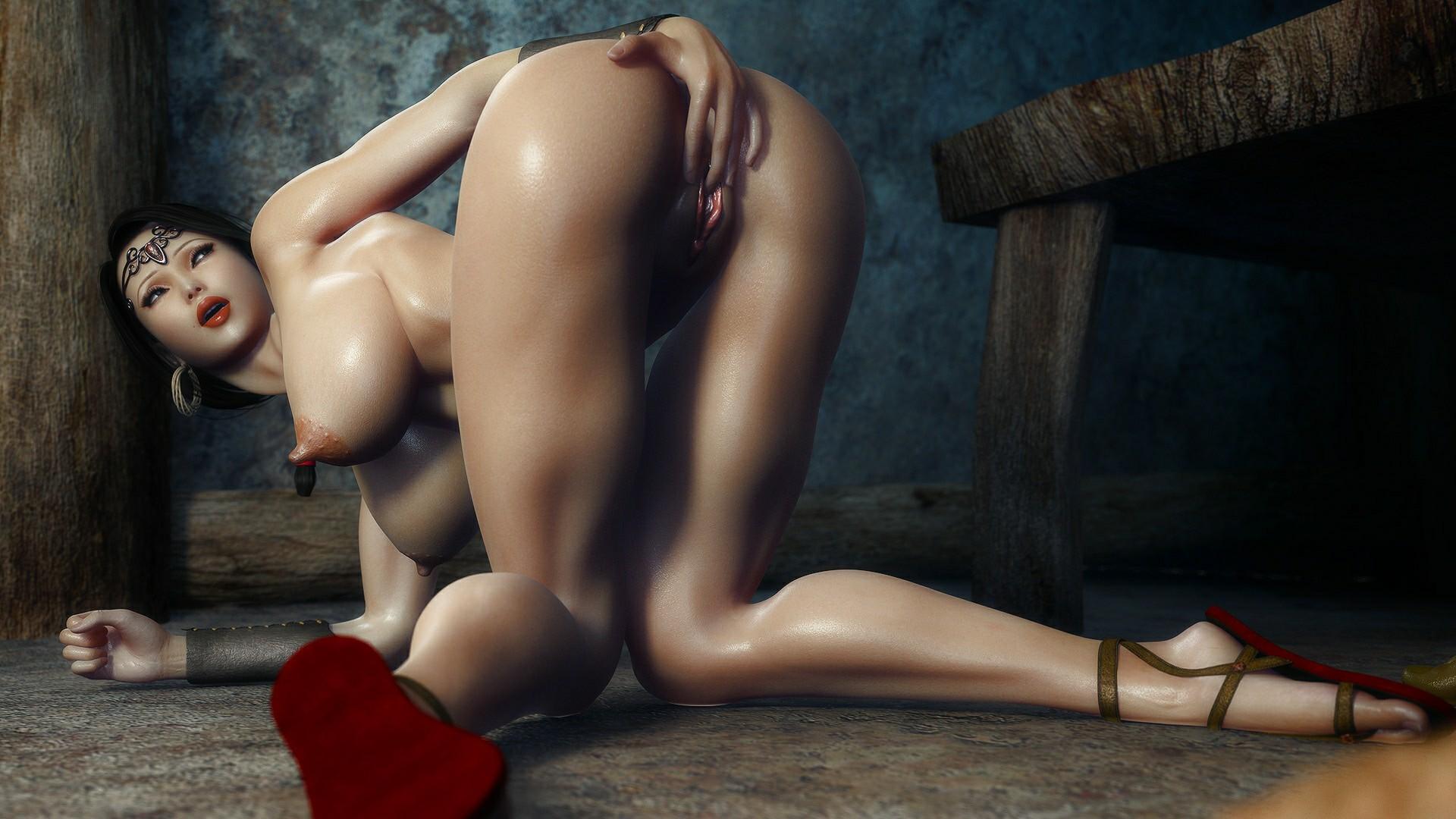 игры голая женщина трахается - 7