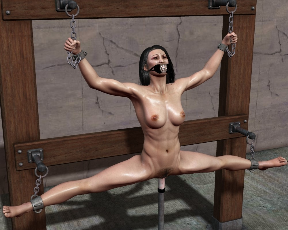 cement-bondage-torture-sexy-fucking-girl-and-black-boy