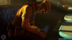 Mass Effect – Kasumi Visits Shepard