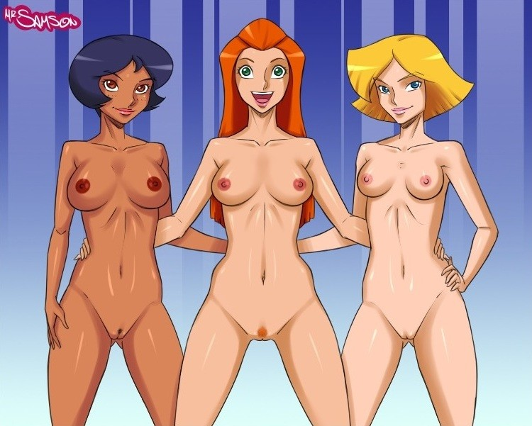totally-spies-naked-porn-sex-snowmobile