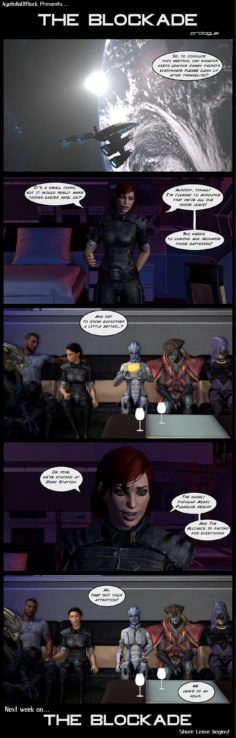 [AyatollaOfRock] The Blockade [Mass Effect] [English]