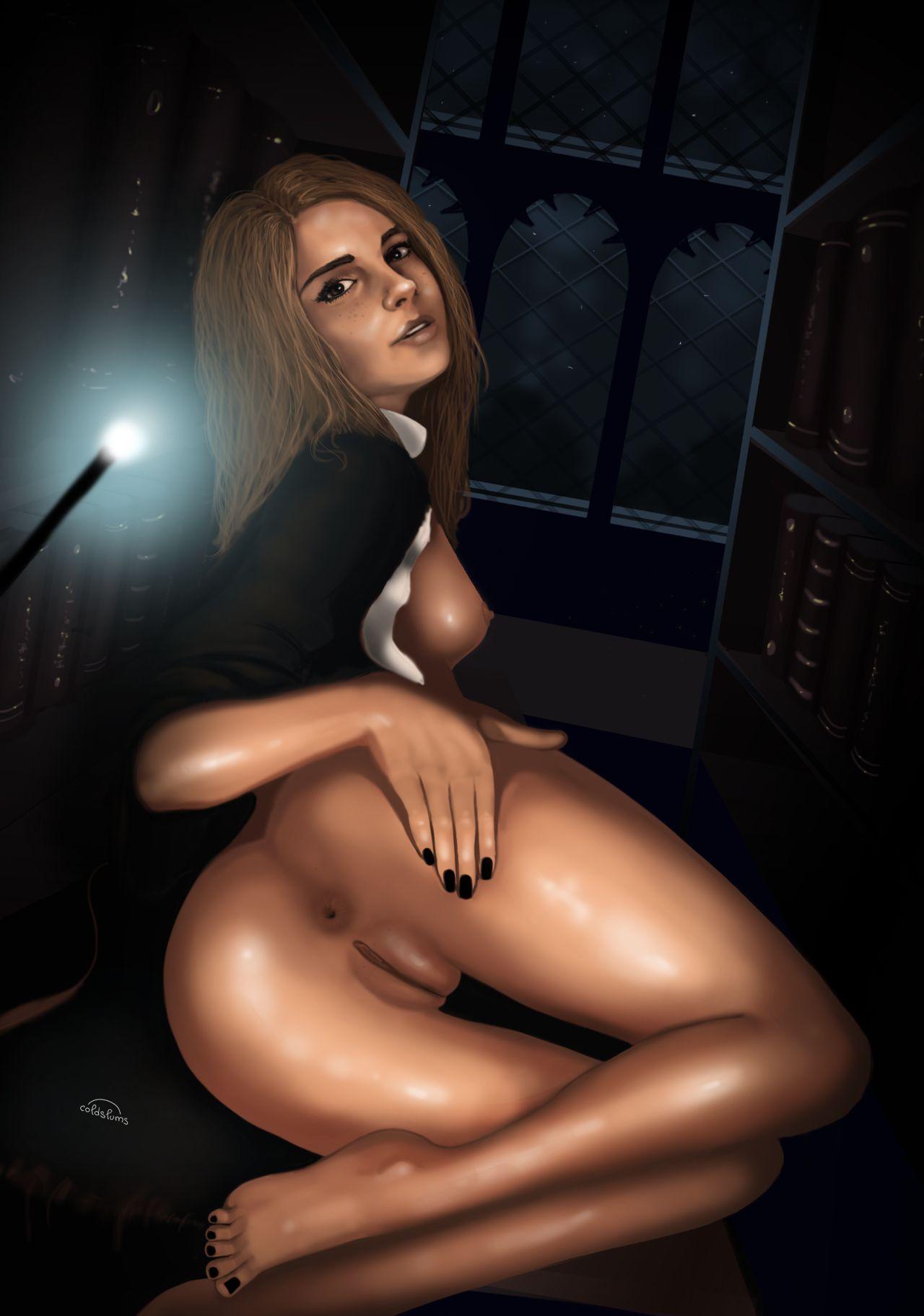 Hermine Granger Porno